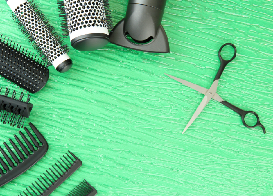 Cleaning & Disinfecting your Hair Salon