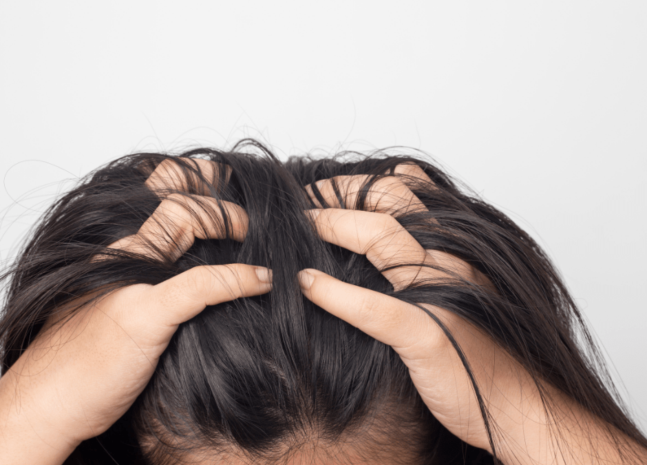 Massaging Your Scalp Has Amazing Benefits